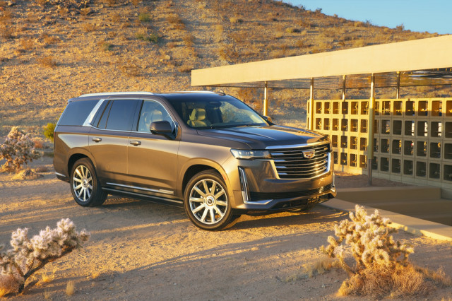 2021 cadillac escalade luxury suv starts at 77490 up
