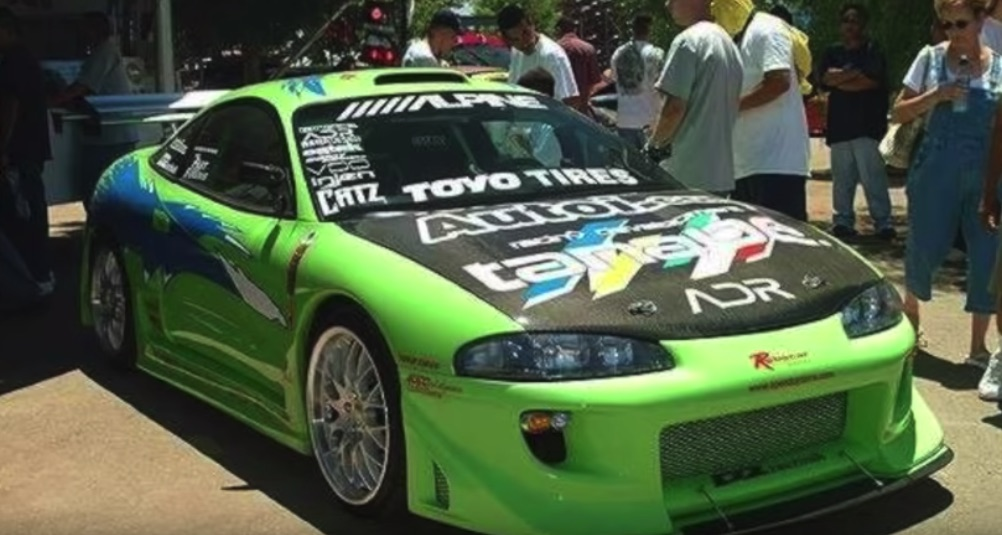 """Deep dive: The Mitsubishi Eclipse explosion in """"The Fast ..."""