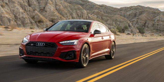 2021 audi a4 and a5 get power boost  my own auto