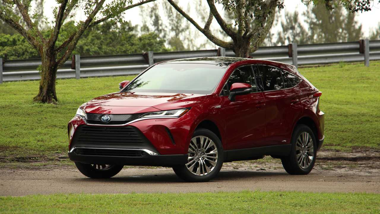 2021 toyota venza first drive review lexus leaning  my