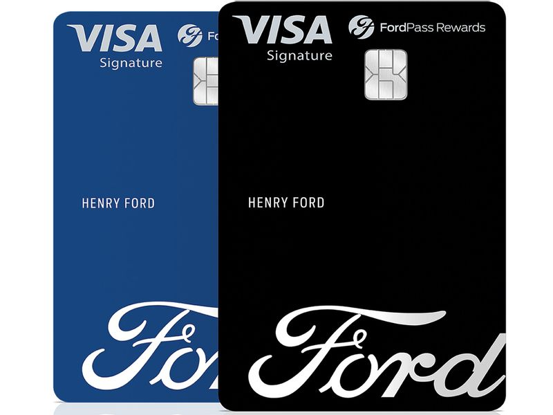 ford launches credit card to boost customer loyalty  my